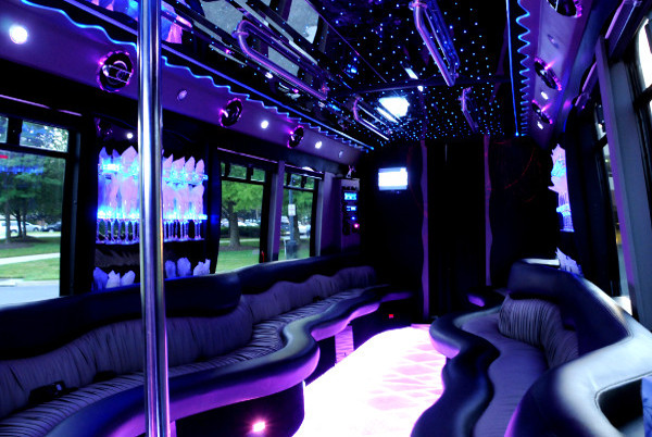 22 Seater Party Bus Virgina Beach VA