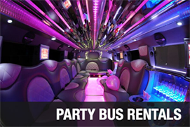 Virgina Beach Party Bus Rentals