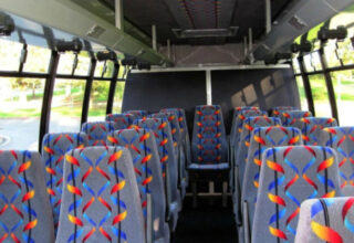20 Person Mini Bus Rental Newport News