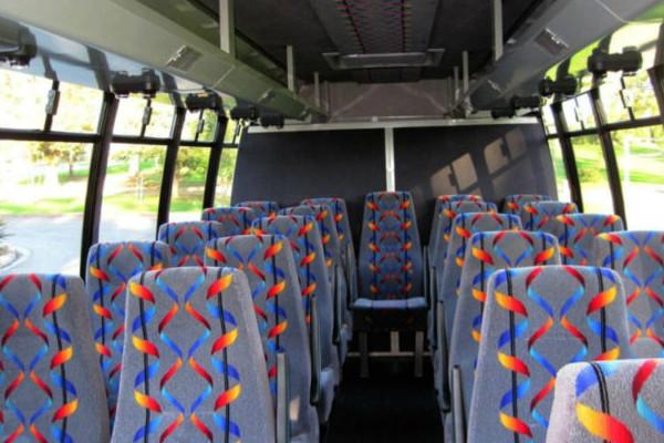 20 Person Mini Bus Rental Petersburg