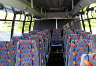 20 Person Mini Bus Rental Poquoson