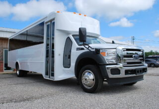 30 Passenger Bus Rental Newport News