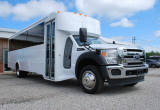 30 Passenger Bus Rental Poquoson