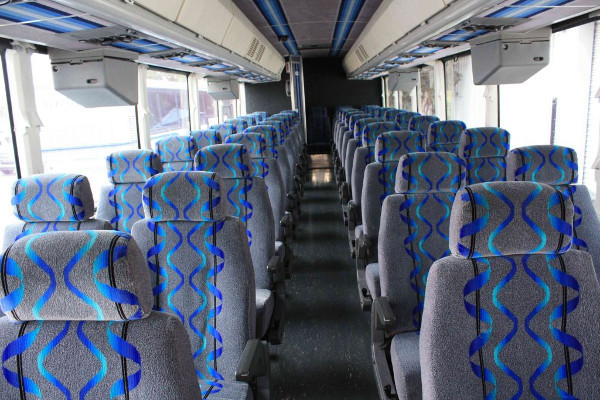 30 Person Shuttle Bus Rental Chester