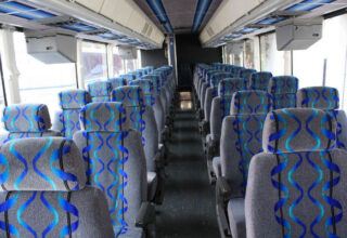 30 Person Shuttle Bus Rental Colonial Heights