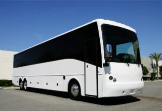 40 Passenger Charter Bus Rental Colonial Heights