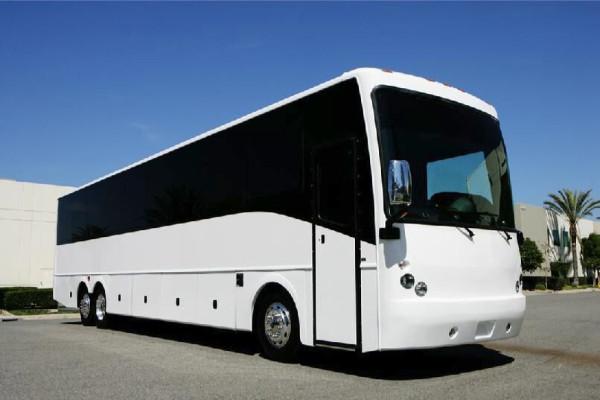 40 Passenger Charter Bus Rental Petersburg
