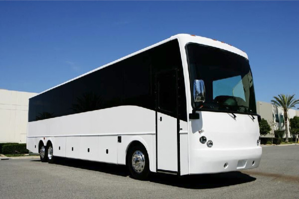 40 Passenger Charter Bus Rental Suffolk