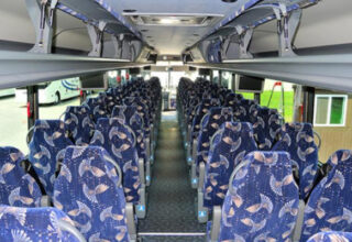 40 Person Charter Bus Hampton