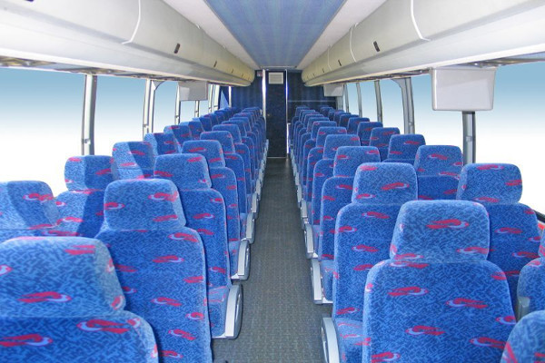 50 Person Charter Bus Rental Colonial Heights