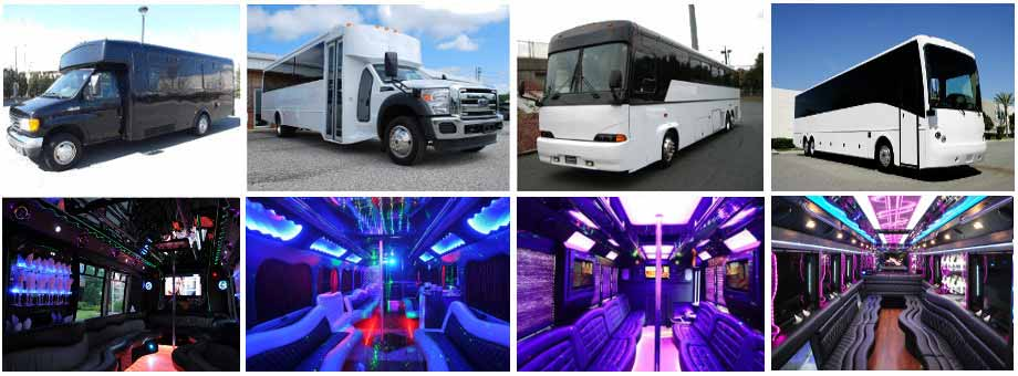 Kids Party Buses Virginia Beach