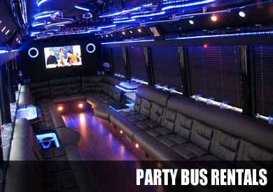 Wedding Party Bus In Virginia Beach
