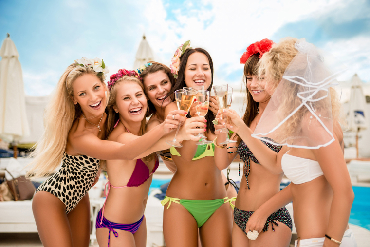 Bachelorette Party Bus Limo Virginia Beach